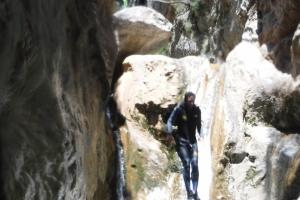 Cañón de Río Verde Integral