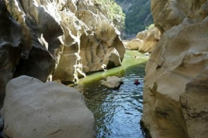 Cañón del Río Guadiaro. Las Buitreras