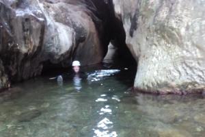 Cañón del Río Guadalmina