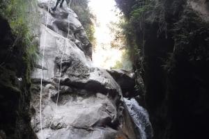 Cañón del Río Verde