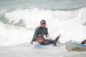 Curso de iniciación al Surf